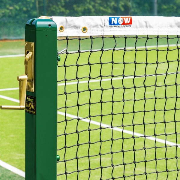 PROFESSIONAL 3.5MM TENNIS NET (P&P included)