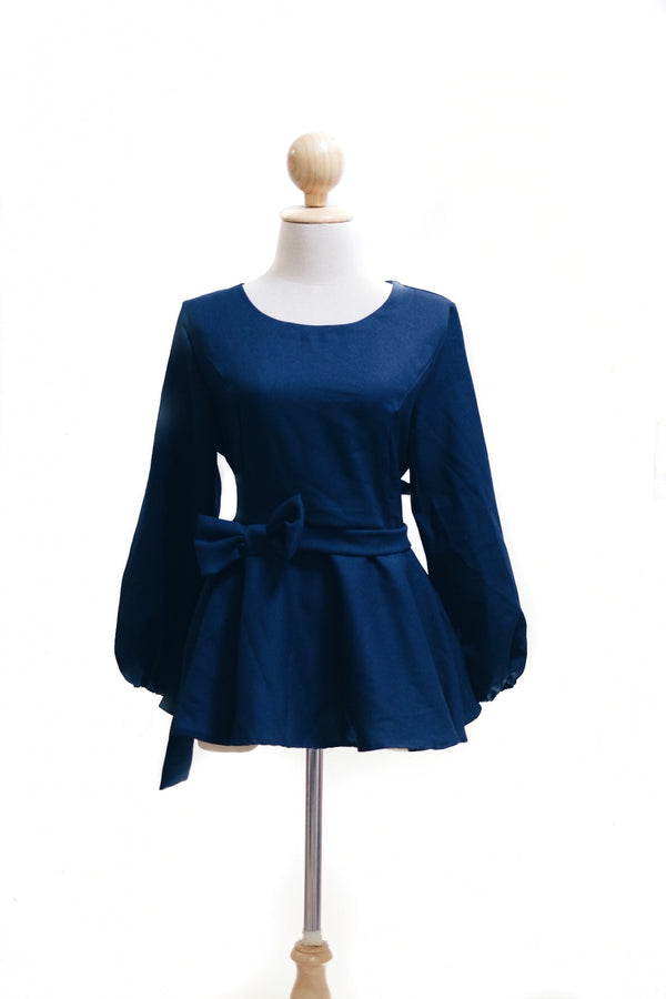 Bow Ribbon Top