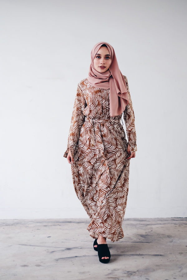 Palm Jumeriah Maxi Dress