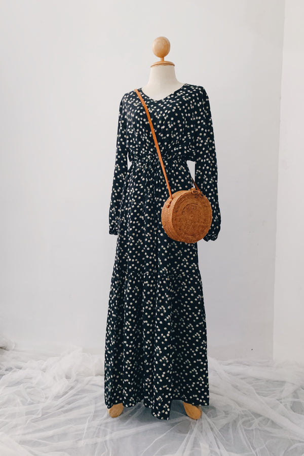 Rayon Maxi Dress - Daisy