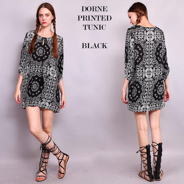 Dorne Dress - PD Instock