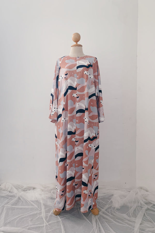 Kaftan Dress - Holly