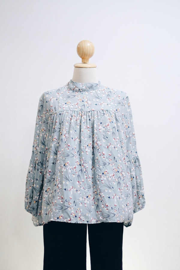 Printed Doll Top - Iraj