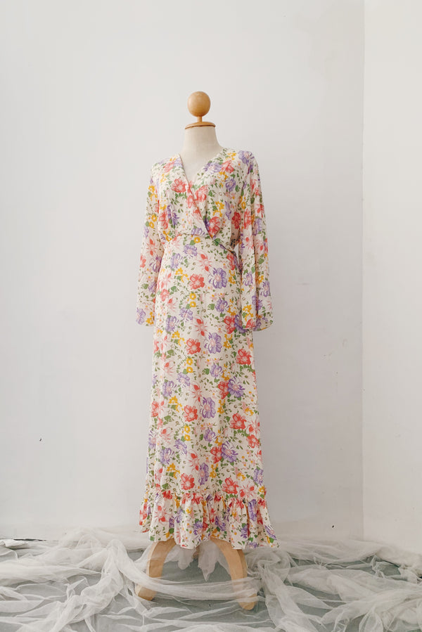 Shanaiya Shana Maxi Dress