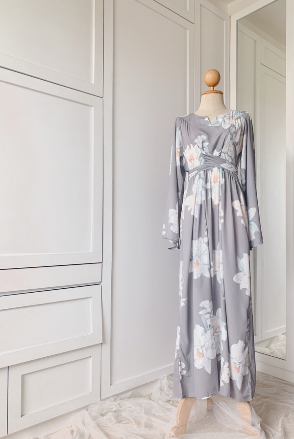 Raila Maxi Dress - Honey Flower