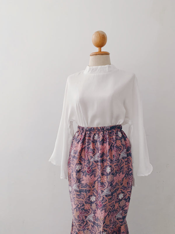 Mermaid Batik Skirt - Cindy