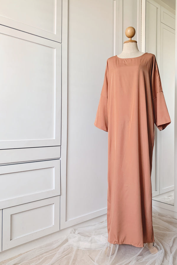 Two in one Kaftan - Plain