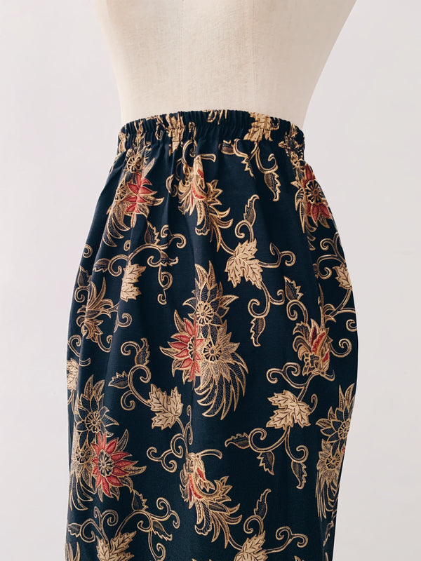 Mermaid Batik Skirt - Loyal
