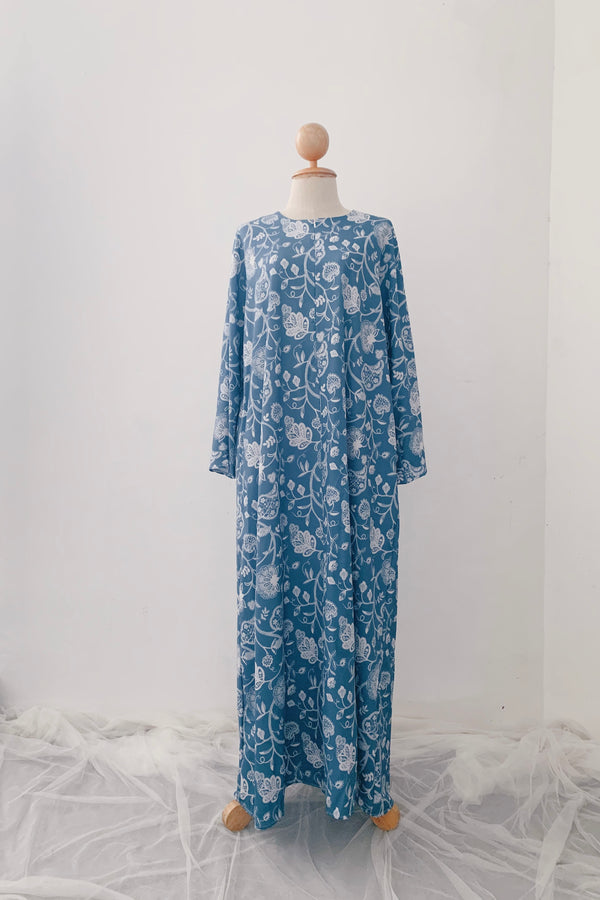 Kaftan Dress - Bluebell