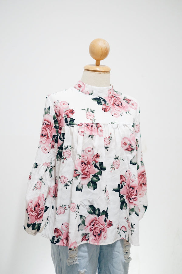 Printed Doll Top - Rosefield