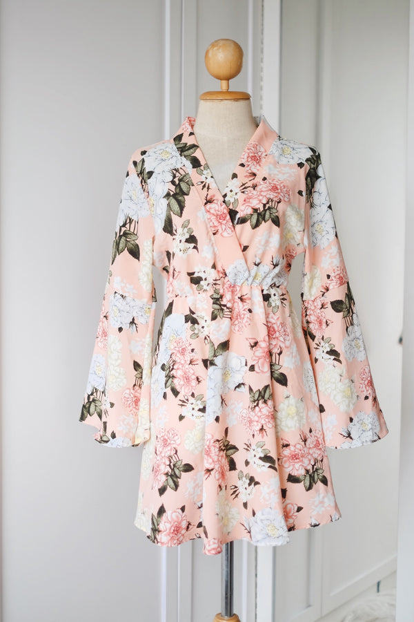 Bella Dress - Paris Flora