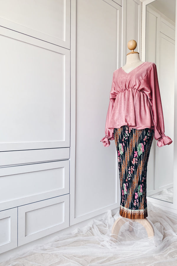Pleated Skirt - Rufaya