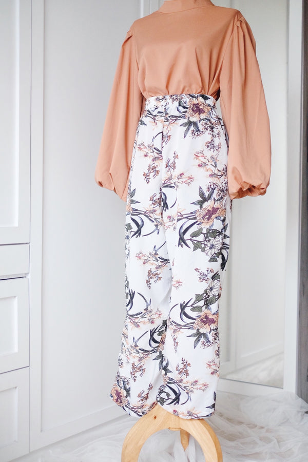 Printed Pants - Mia
