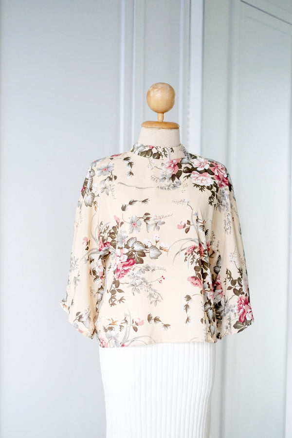 Printed Fairy Top - Perah