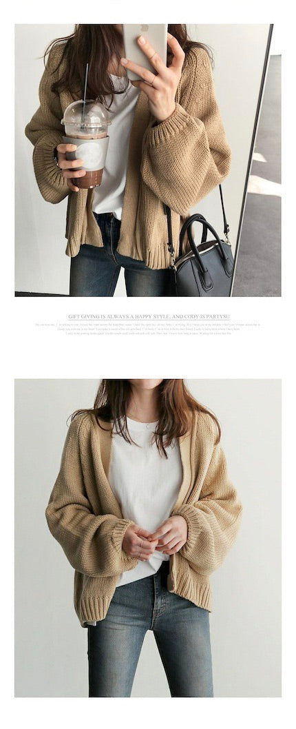 Jia Knitted Cardigan