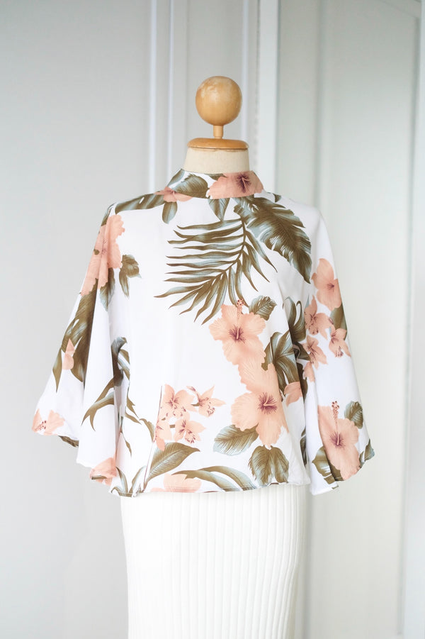 Printed Fairy Top - Olivia