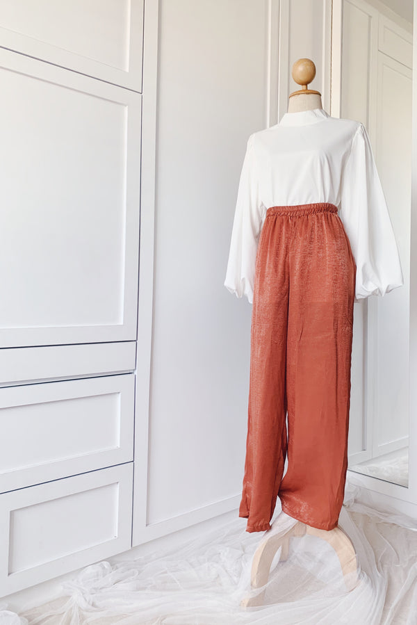 Silky Classy Pants