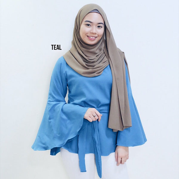 Flared Ella Top