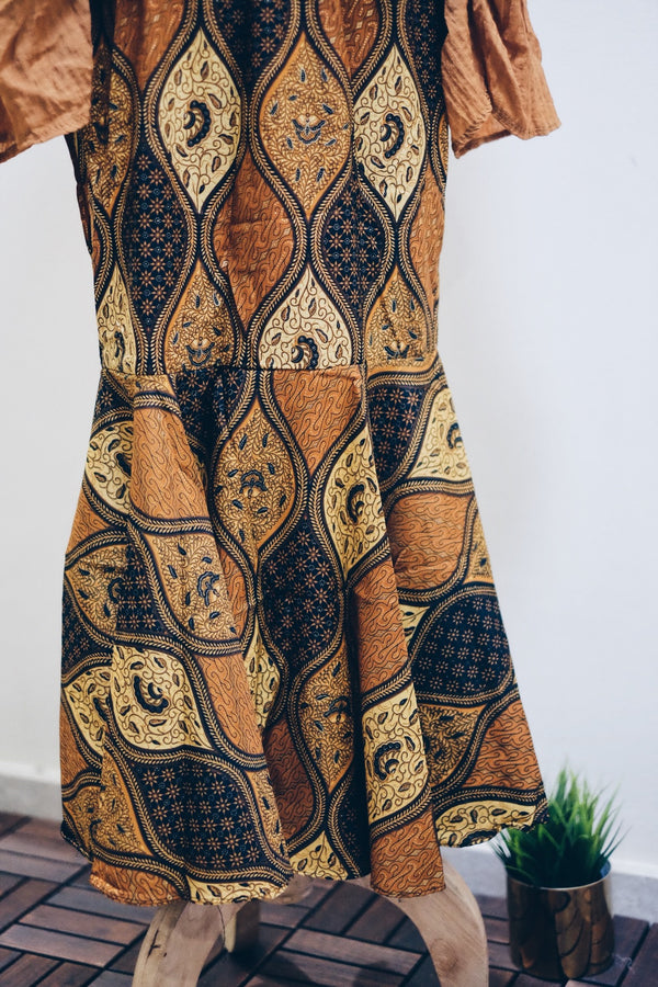 Mermaid Skirt - Seamless Batik (Instock)