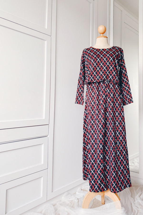 Hayla Maxi Dress - Zyanah