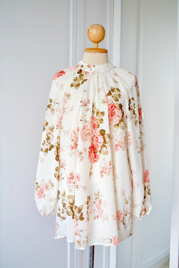 Printed Long Top - Laila
