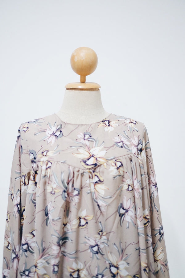 Printed Doll Top - Ruva