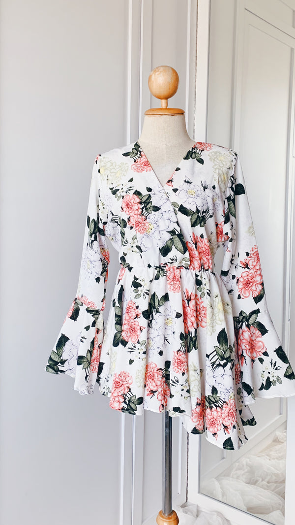 Asymmetrical Top - Paris Flora