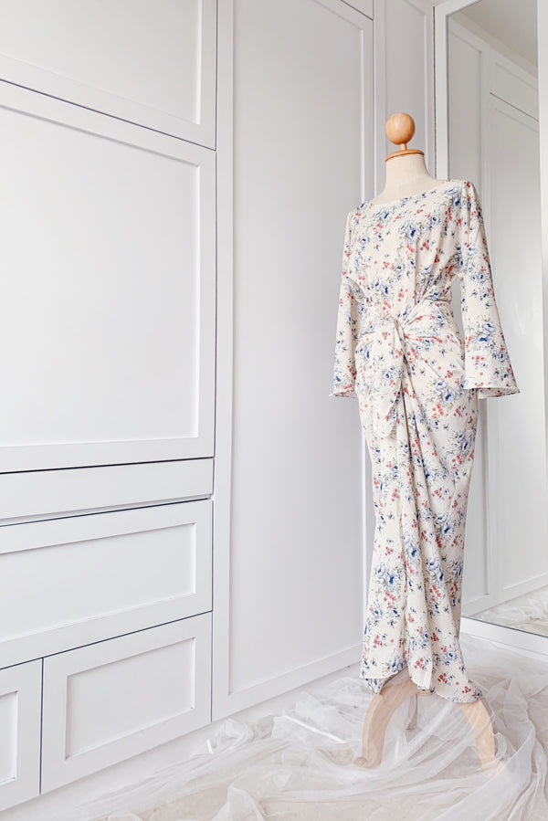 Fairy Maxi Dress - Ultra Floral