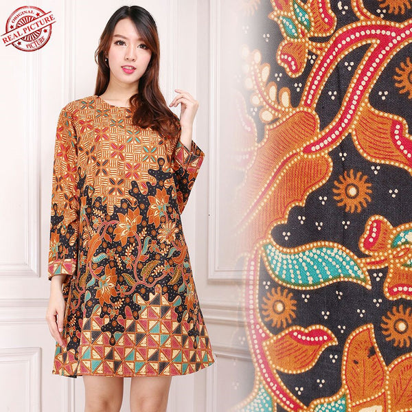 Batik Dress - Sakila