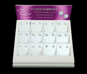 CZ Studs Collection
