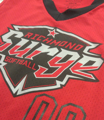 Custom Printed Jerseys