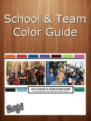Surge School and Team Color Guide