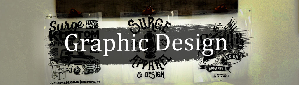 Surge Graphic Design