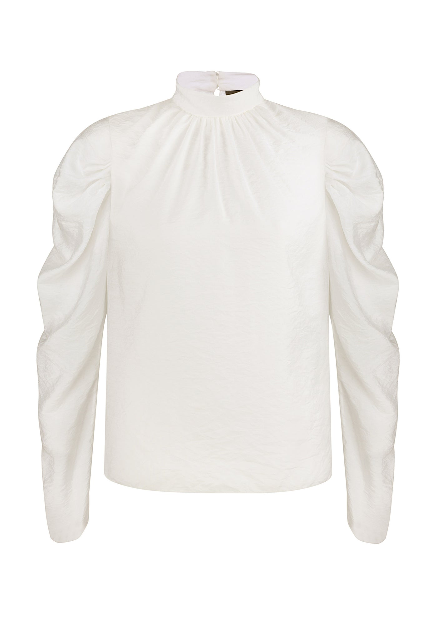 'Santal' blouse, front view.