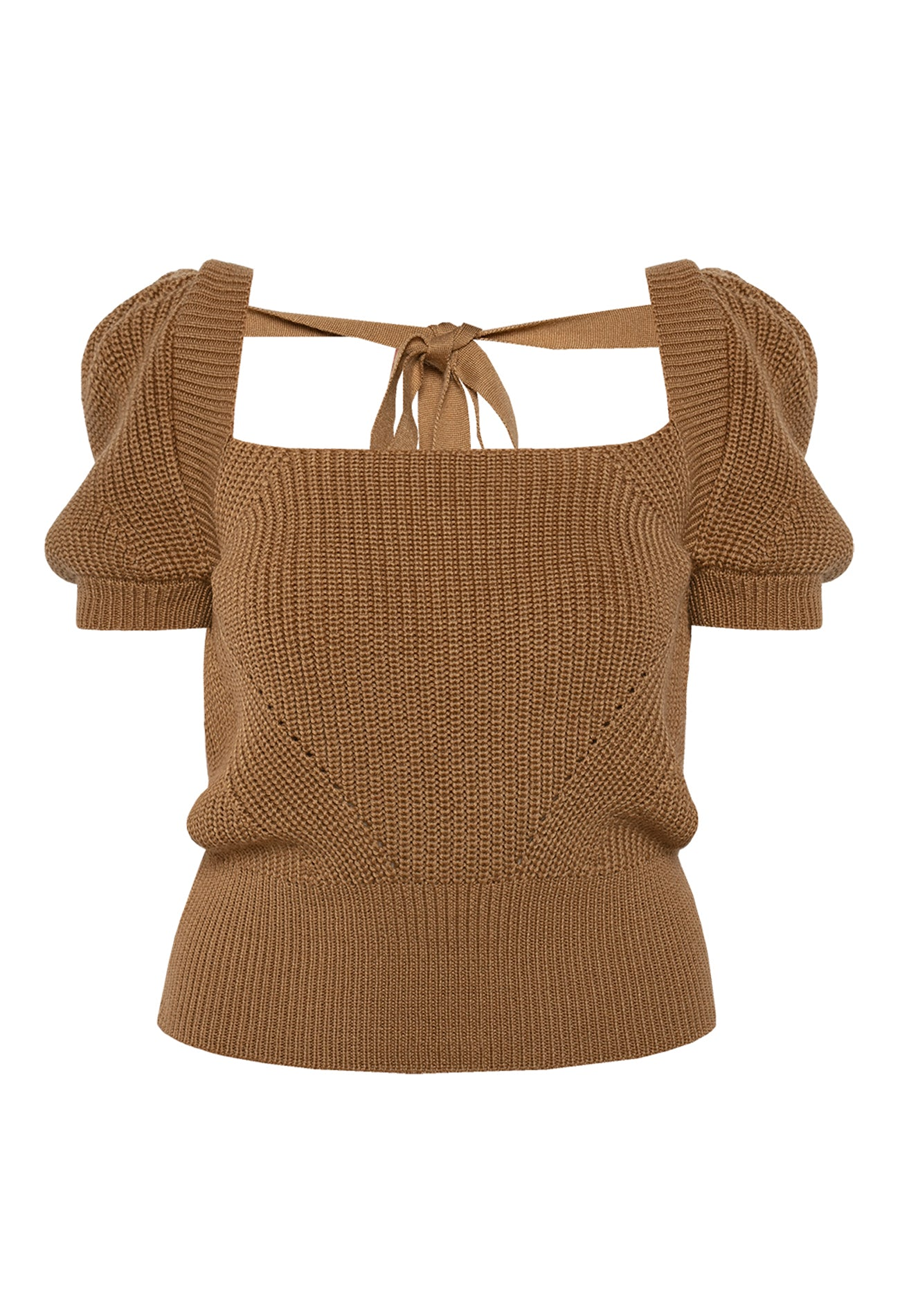 Vera sweater, front view