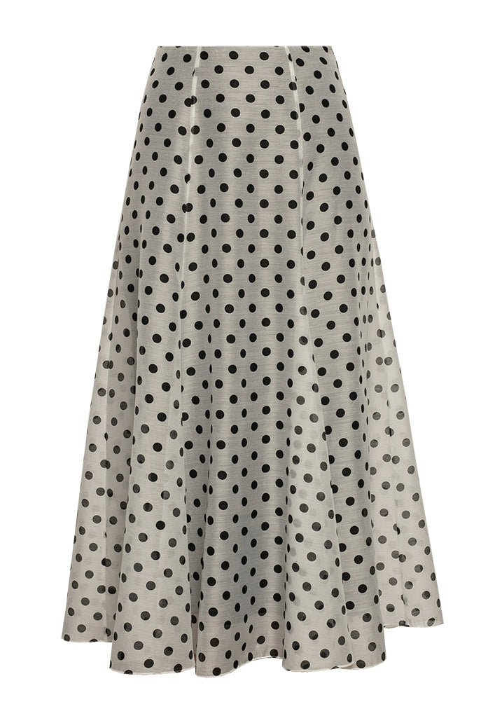 Riviera skirt, front view