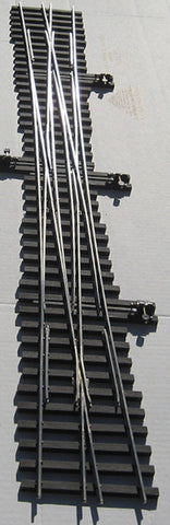 Nickel Silver Double Slip Switches