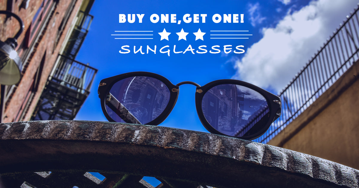 662fae22cac Summer Sunglasses Buy One Get One Bonus Deal - Frame Crafters