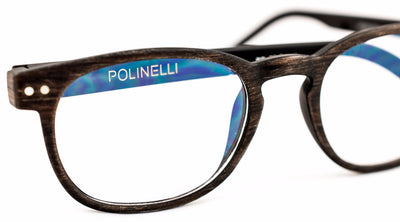 POLINELLI: Brown/Black +1.50
