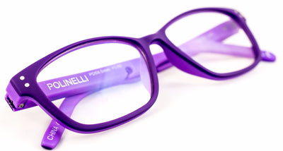 POLINELLI: Dark Purple/Light Purple +1.00