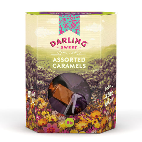 Darling Sweets 360g Assorted Soft Caramels