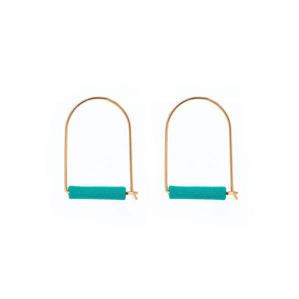 Dorus Mhor Arch Earrings - various colours