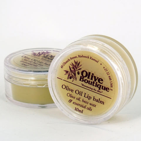 Rbk Olive Boutique Olive Oil Lip Balm