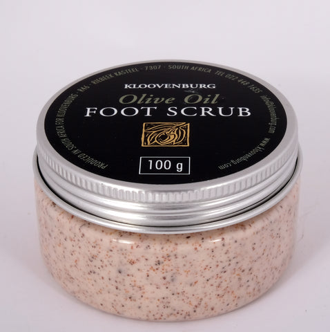 Kloovenburg Olive Oil Foot Scrub