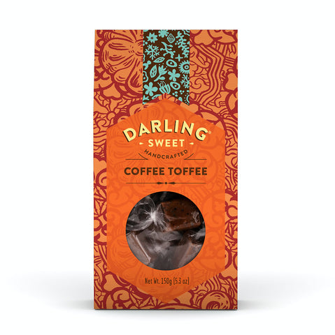 Darling Sweets 150g Coffee Toffee