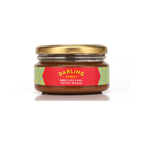 Darling Sweets 200g Bird's Eye Chili Toffee Spread