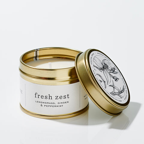Amanda Jayne Fresh Zest Travel Tin