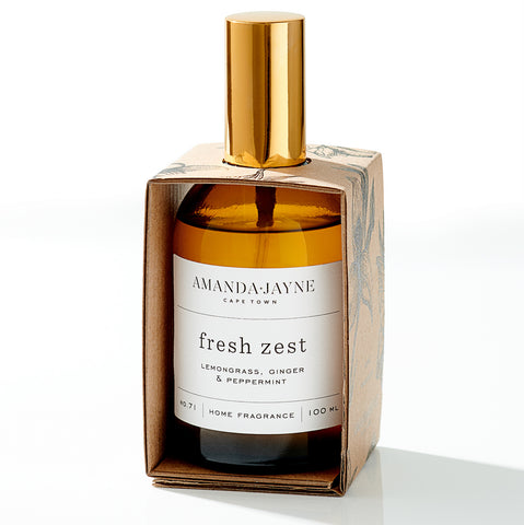 Amanda Jayne Fresh Zest Home Fragrance
