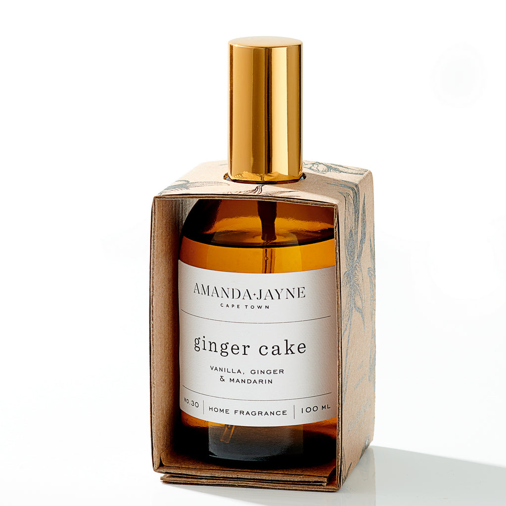 Amanda Jayne Ginger Cake Home Fragrance