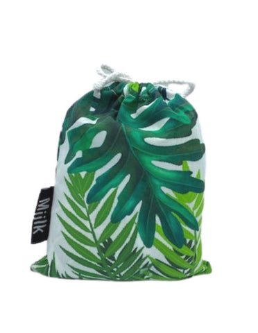 Miilk Tropical Leaf Muslin